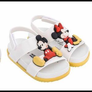 Mini melissa cosmic sandal Disney